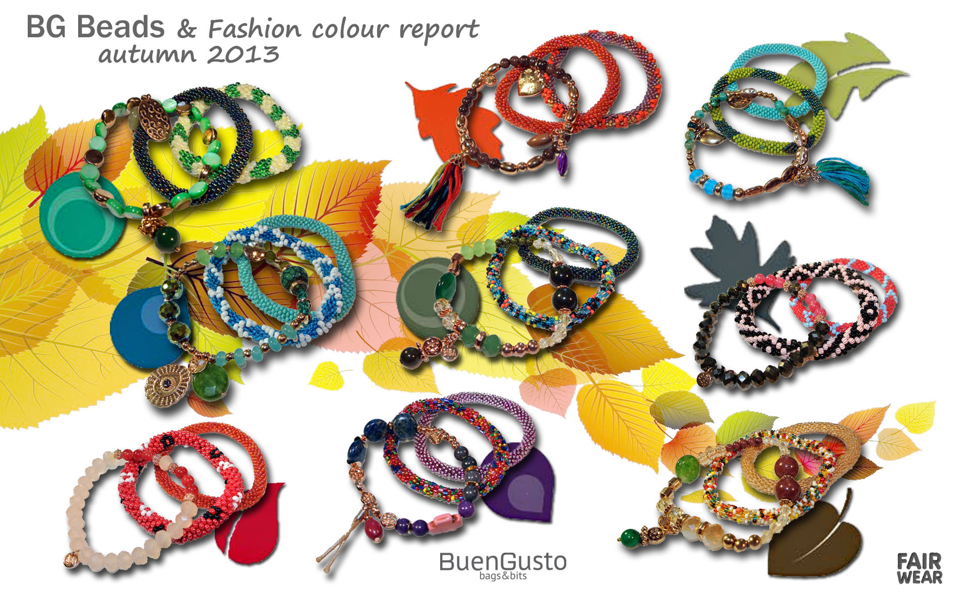 BG beads Autumn colour report 2013