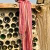Nepal sjawl - pink