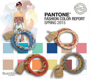 BuenGusto spring colours 2015